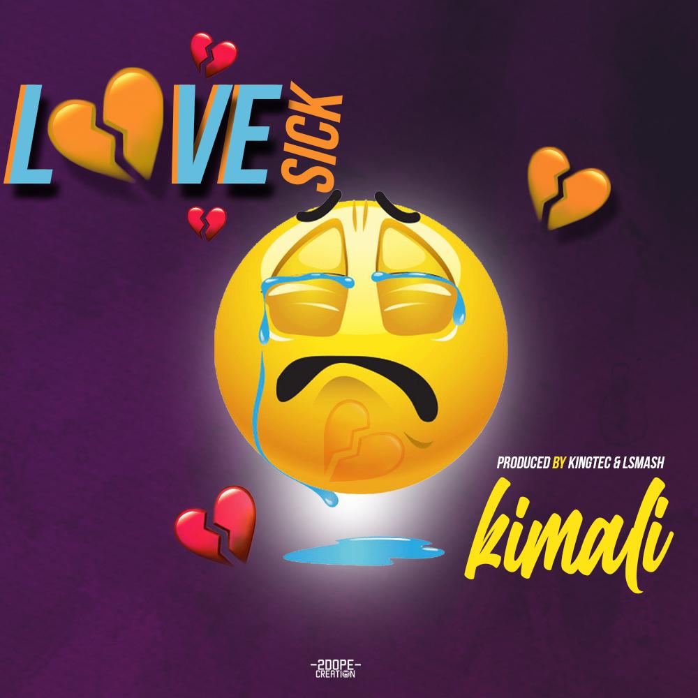 Kimali love sick